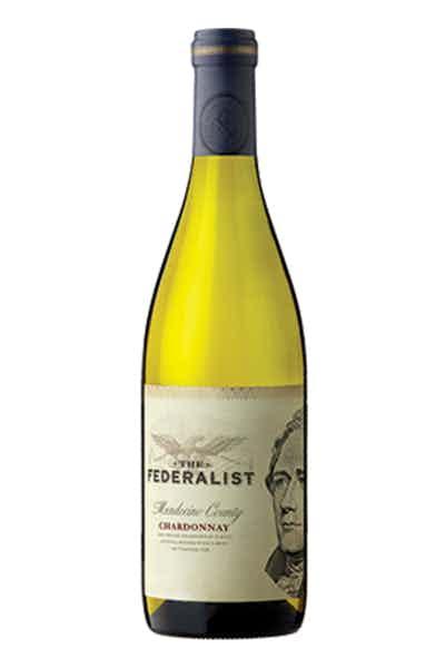 The Federalist Hamilton Chardonnay