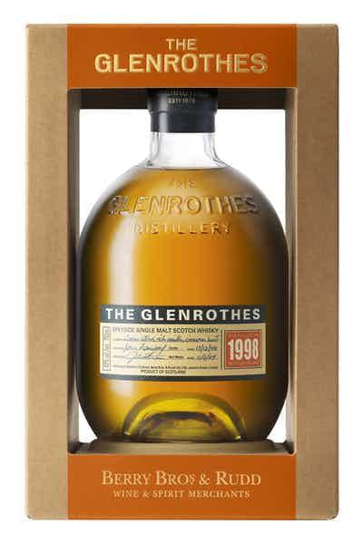 The Glenrothes Vintage 1998 Single Malt Scotch Whisky