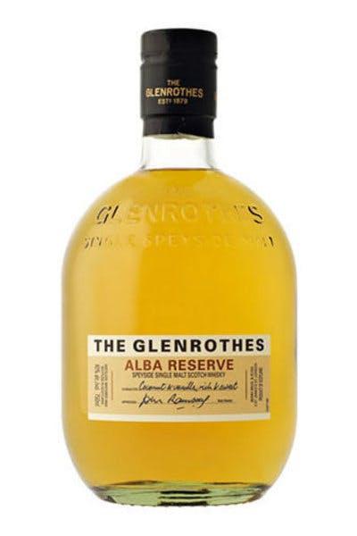 The Glenrothes Single Malt Alba Reserve