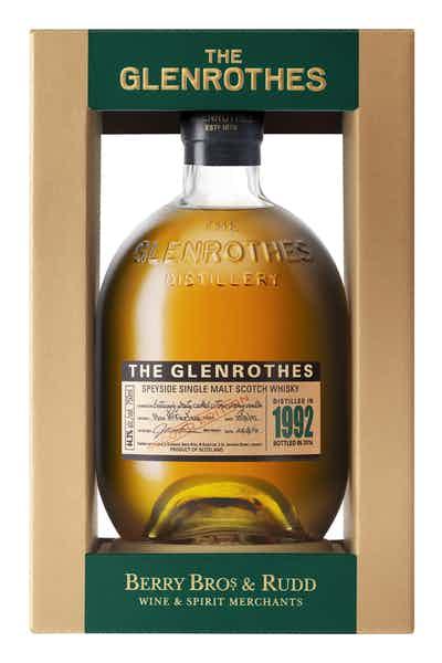The Glenrothes Vintage 1992 2nd Edition Single Malt Scotch Whisky