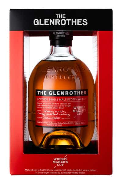 The Glenrothes Whisky Maker's Cut Single Malt Scotch Whisky