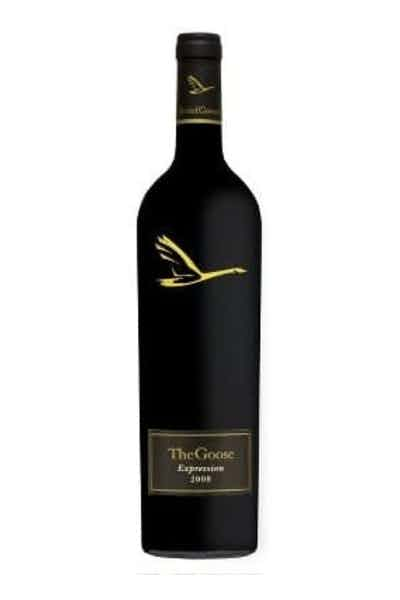 The Goose Expression Red Blend