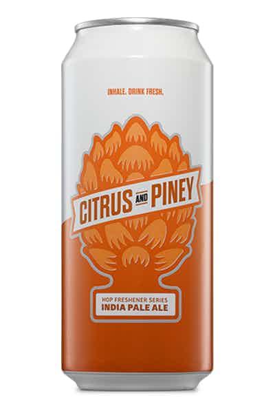 The Hop Concept Citrus & Piney IPA