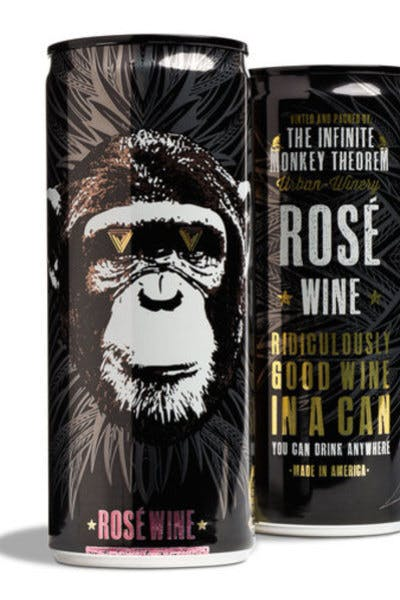 The Infinite Monkey Theorem Rosé