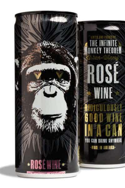 The Infinite Monkey Theorem Rosé