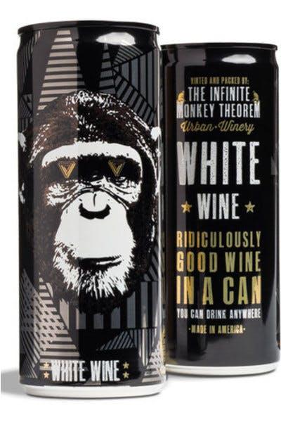 The Infinite Monkey Theorem White