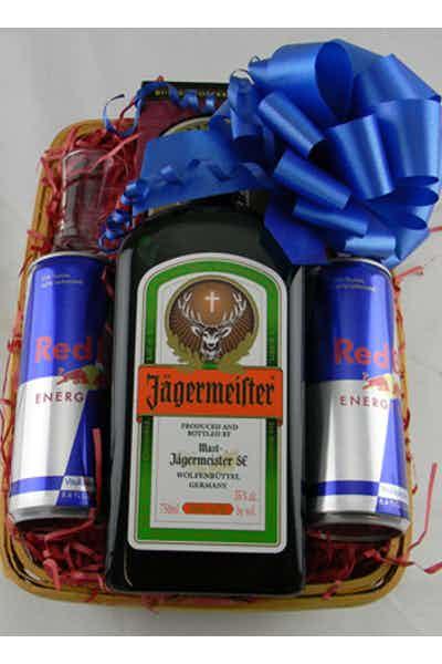 The Jagermeister Basket