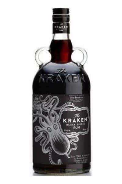 70 proof the kraken black spiced rum drizly - Kraken rum pictures ...
