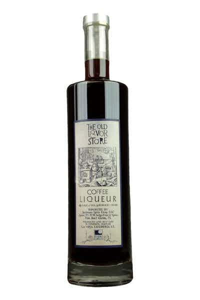 The Old Liquor Store Coffee Liqueur