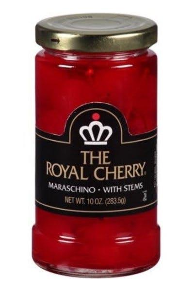 The Royal Cherry Maraschino
