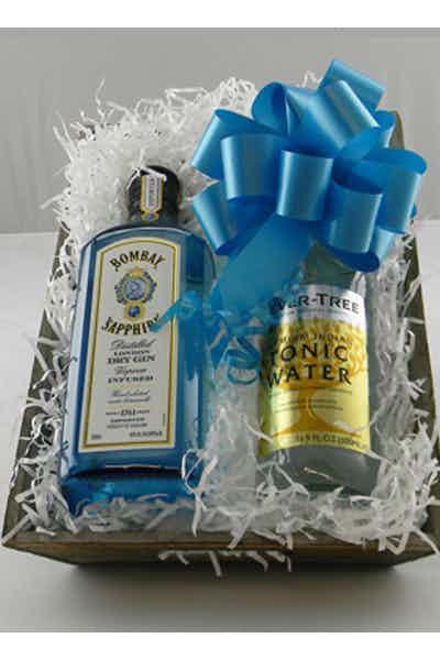 The Sapphire & Tonic Kit
