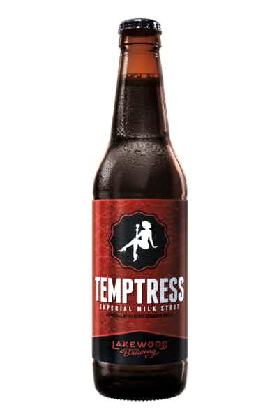 The Temptress Imperial Milk Stout