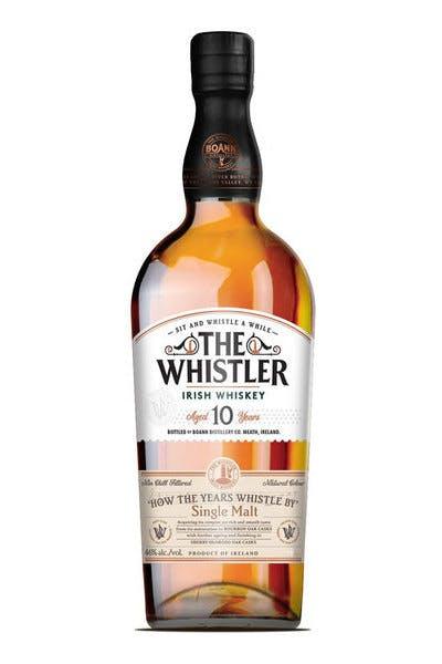 The Whistler Irish Whiskey 10 Year