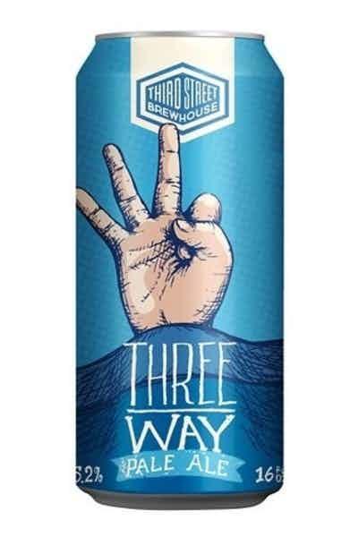 Third Street Three Way Pale Ale
