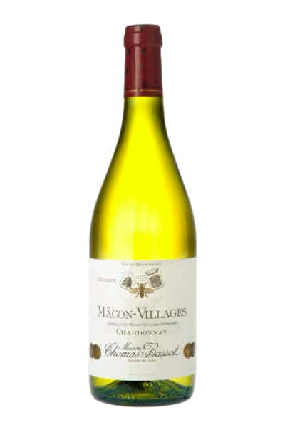 Thomas Bassot Macon Villages Chardonnay