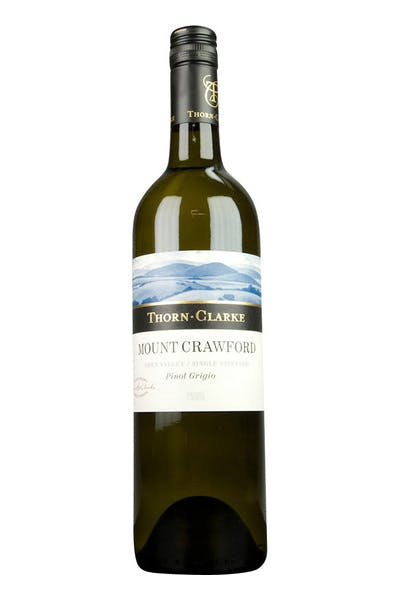 Thorn Clarke Mount Crawford Pinot Gris Eden Valley