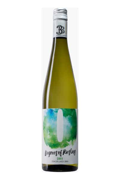 Three Brothers Four Degrees of Riesling Zero Degrees Dry Riesling