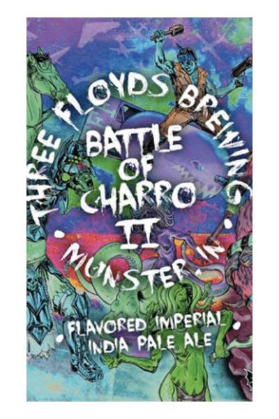 3 Floyds Battle Of Charro Ii