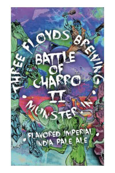 3 Floyds Battle Of Charro Ii