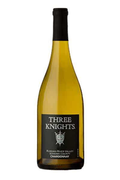 Three Knights Sonoma Chardonnay