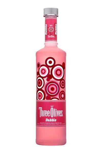 Three Olives Bubble Vodka