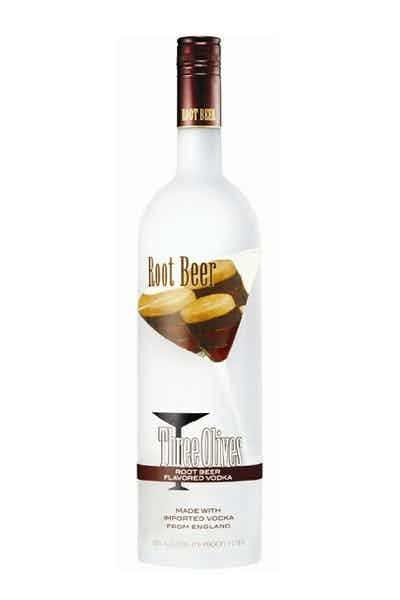 Three Olives Root Beer Vodka