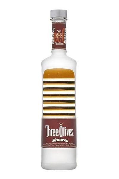 Three Olives S'Mores Vodka