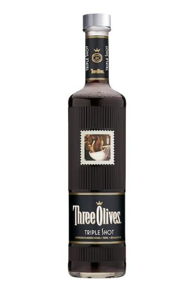 Three Olives Triple Shot Espresso Vodka
