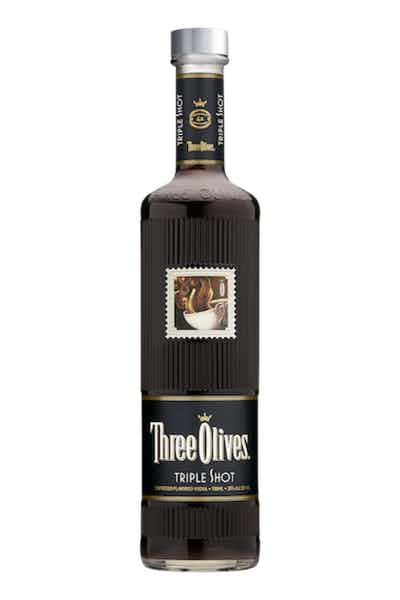 Three Olives Espresso Vodka Drinks