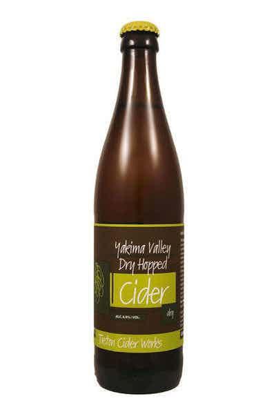 Tieton Yakima Valley Dry Hopped Cider