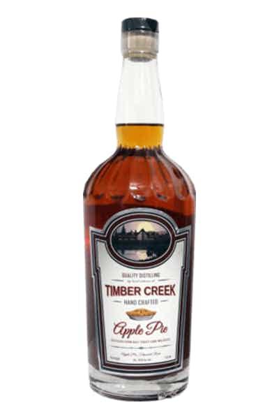Timber Creek Apple Pie Rum