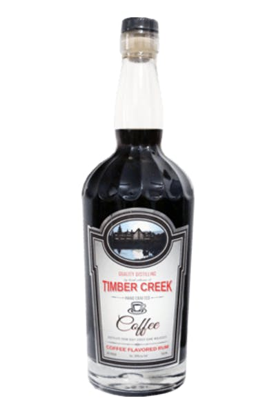 Timber Creek Coffee Rum
