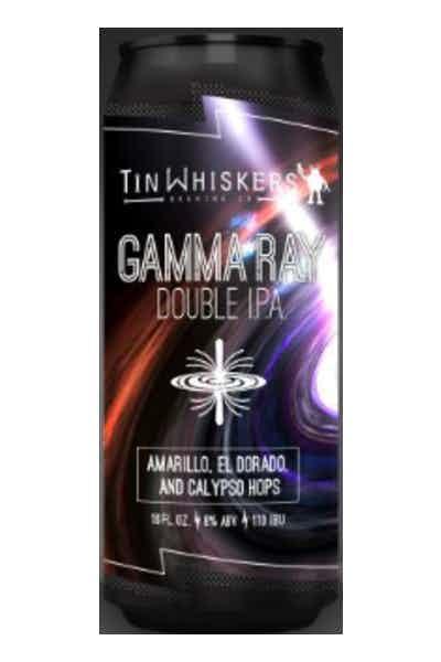 Tin Whiskers Gamma Ray Double IPA