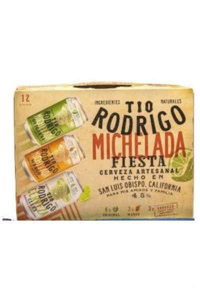 Tio Rodrigo Michelada Fiesta Pack