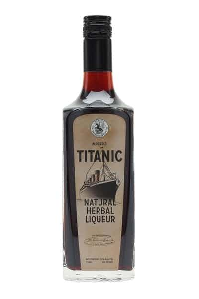Titanic Natural Herbal Liqueur