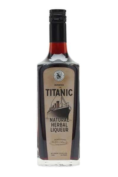 Titanic Natural Herbal Liqueur