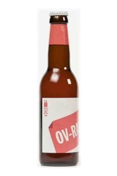 To Øl/ Mikkeller Ov-ral Double IPA