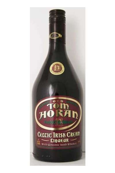Tom Horan Irish Cream Liqueur