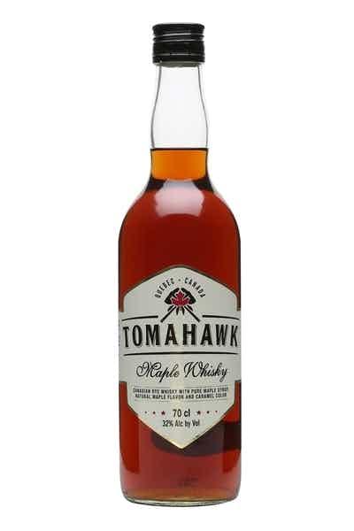 Tomahawk Maple Whiskey