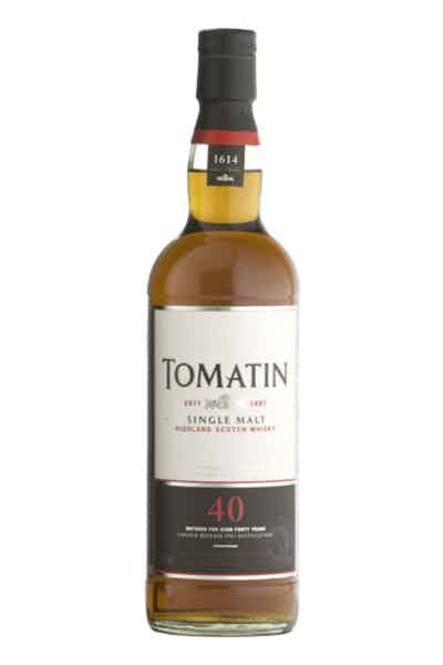 Tomatin Single Malt 40 Year
