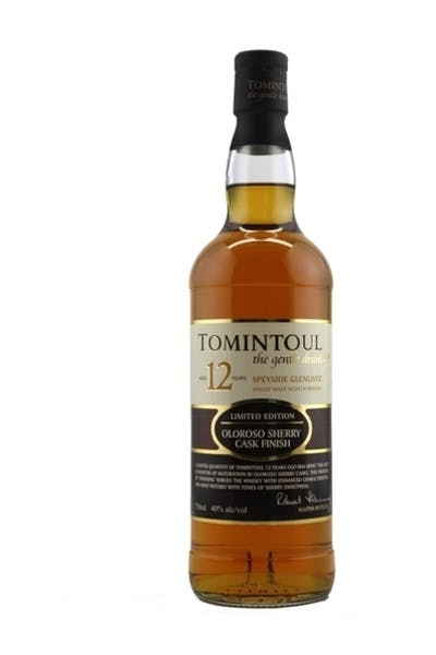 Tomintoul 12 Year Malt