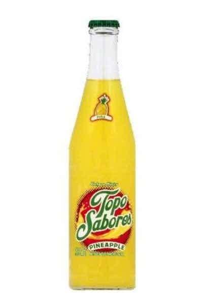 Topo Chico Topo Sabores Pineapple Soda