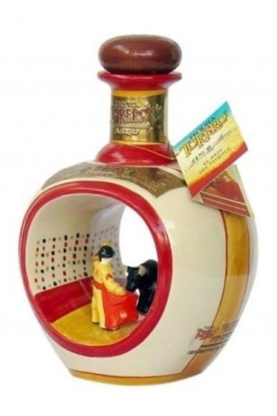 Torero Ceramic Tequila Anejo
