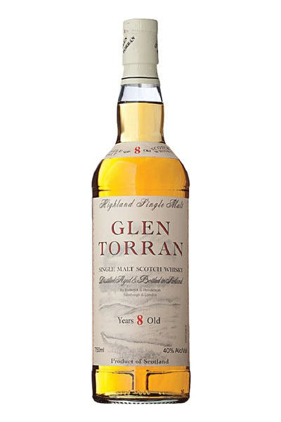 Torran Highland Single 8 Yr
