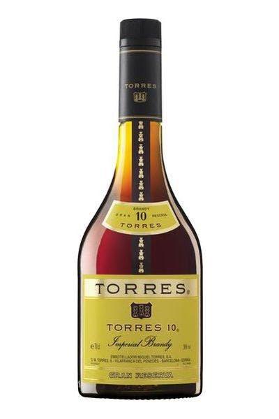 Torres 10 Year Gran Reserva