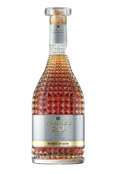 Torres 20 Year Brandy
