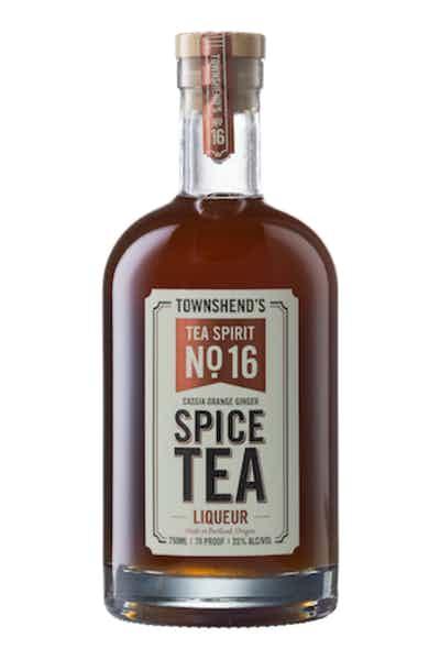 Townshend's Spice Tea Liqueur Spice Tea Liqueur