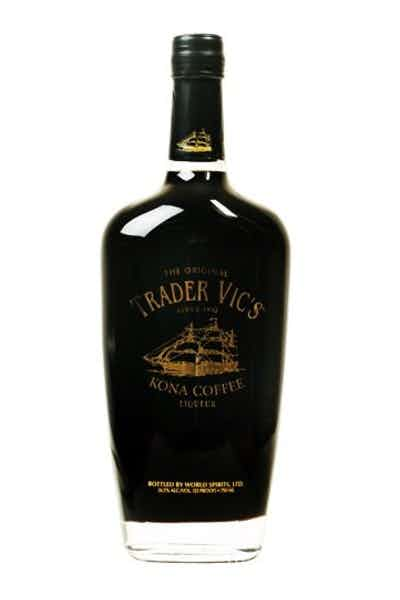 Trader Vics Kona Coffee Liqueur