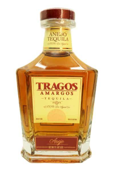 Tragos Amargos Anejo Tequila