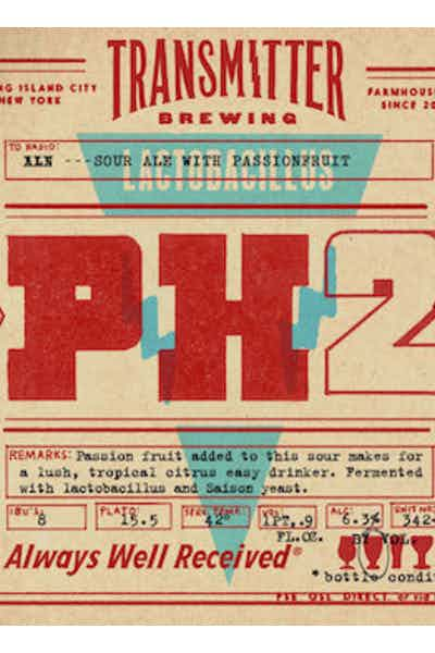 Transmitter PH2 Passionfruit Sour